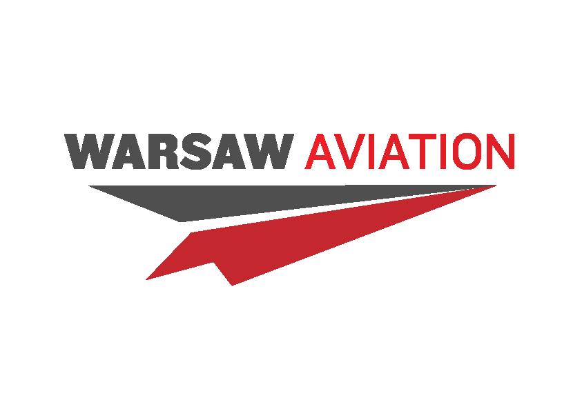 warsaw aviation logo