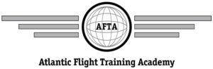 atlantic flight training academy logo